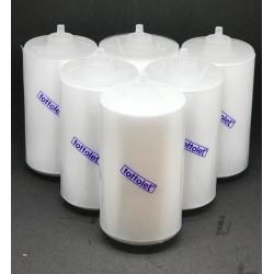 tottolet® Elektrikli-Ledsör'lü Otomatik Hijyenik Klozet Kapak Sistemi Rulosu 15'li Paket