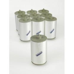 tottolet® Akülü Otomatik Hijyenik Klozet Kapak Sistemi Rulosu 15'li Paket